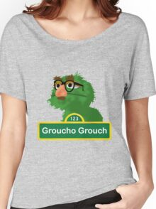 Groucho the Grouch Women's Relaxed Fit T-Shirt