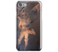 Saint Michel himself iPhone Case/Skin