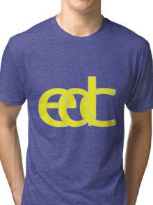 Electronic dance music yellow Tri-blend T-Shirt