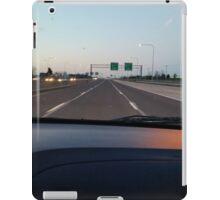 A Sweet Drive to Nowhere iPad Case/Skin