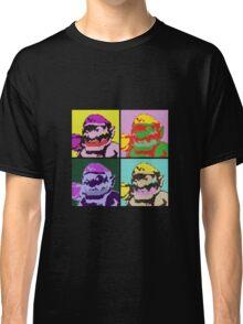 Wario Warhol Classic T-Shirt
