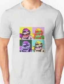 Wario Warhol T-Shirt