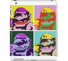 Wario Warhol iPad Case/Skin