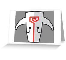 Juggernaut Dota Greeting Card