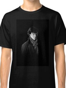 Sherlock Holmes portrait Classic T-Shirt