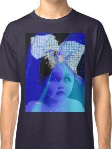 Bibbidi-Bobbidi-Blue Classic T-Shirt