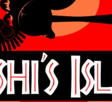 Jurassic Park - Yoshi's Island Sticker