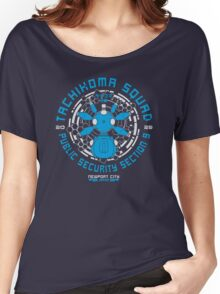 Tachikoma Squad  Women's Relaxed Fit T-Shirt