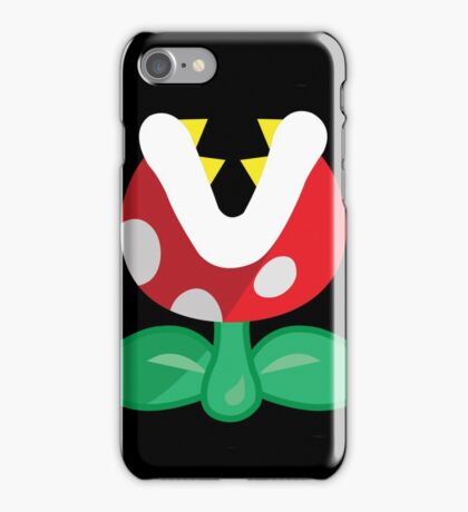 Piranha Plant! iPhone Case/Skin