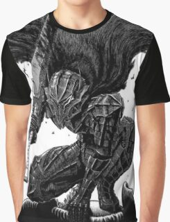 """Guts Berserker Armor - Berserk"" Graphic T-Shirt"