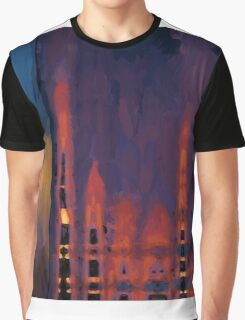 Color Abstraction LII Graphic T-Shirt