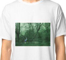 Mystical Heron.  Classic T-Shirt