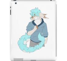 Skittish iPad Case/Skin
