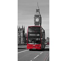 Bus Photographic Print