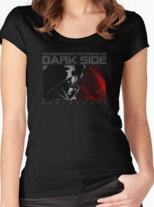 Darth Vader UPDS Women's Fitted Scoop T-Shirt