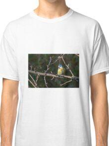 Blue Tit in a tree 1. Classic T-Shirt