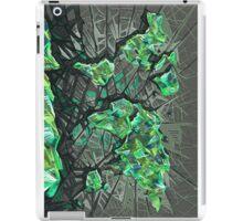 world map abstract 3 iPad Case/Skin
