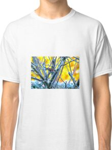 Sparrow in Winter 3. Classic T-Shirt