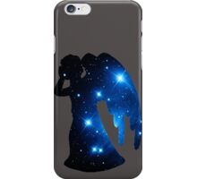 Weeping Angel Galaxy iPhone Case/Skin