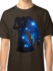Weeping Angel Galaxy Classic T-Shirt