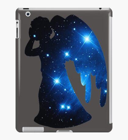 Weeping Angel Galaxy iPad Case/Skin