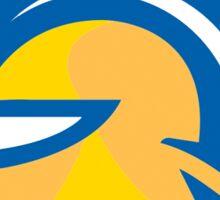 San Jose State University Sticker