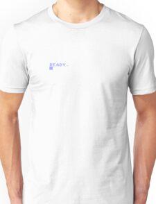 Commodore 64 prompt Unisex T-Shirt