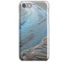 Patterns and designs at low tide..... iPhone Case/Skin