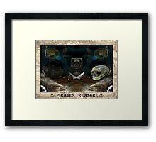 TH114 Framed Print