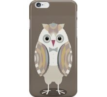 WHO WEARS A BOW TIE iPhone Case/Skin