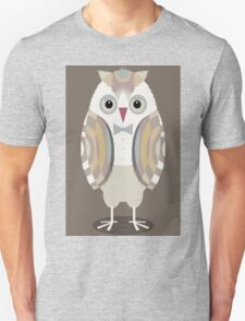 WHO WEARS A BOW TIE Unisex T-Shirt