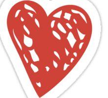 I Heart Sleep Sticker