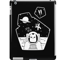 Christobelle Purrlumbus: Oblivious Explorer of Space iPad Case/Skin
