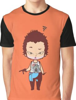 Chibi Jack Burton! Graphic T-Shirt