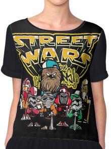 Street Wars Chiffon Top