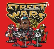 Street Wars Kids Tee