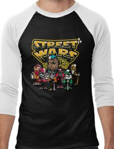Street Wars Men's Baseball ¾ T-Shirt