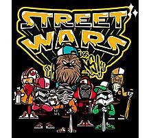 Street Wars Photographic Print