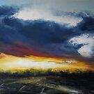 Heart in the sky by Roman Burgan