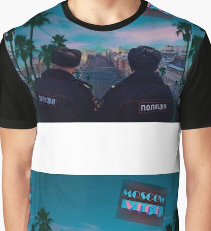 Moscow Vice Graphic T-Shirt