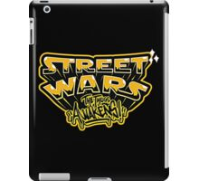 Street War Awakens iPad Case/Skin