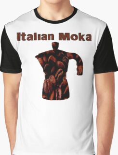 Italian Moka Graphic T-Shirt