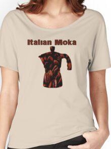 Italian Moka Women's Relaxed Fit T-Shirt