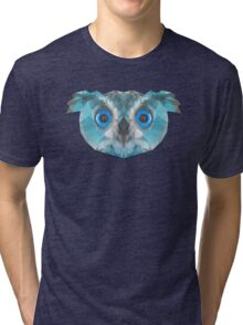 I call him Dani DeVitOwl Tri-blend T-Shirt