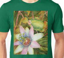 Passion Flower Unisex T-Shirt