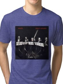Kansas Band Album Concert Tour 13 Tri-blend T-Shirt