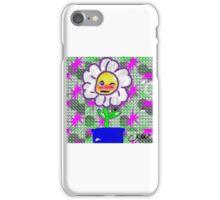 Chibi flower iPhone Case/Skin