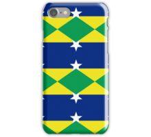 Rondônia (Brazil) iPhone Case/Skin