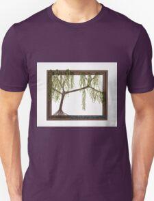Spring Willow Tree Unisex T-Shirt
