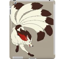 MSA Mystery Kitsune (canon design) iPad Case/Skin